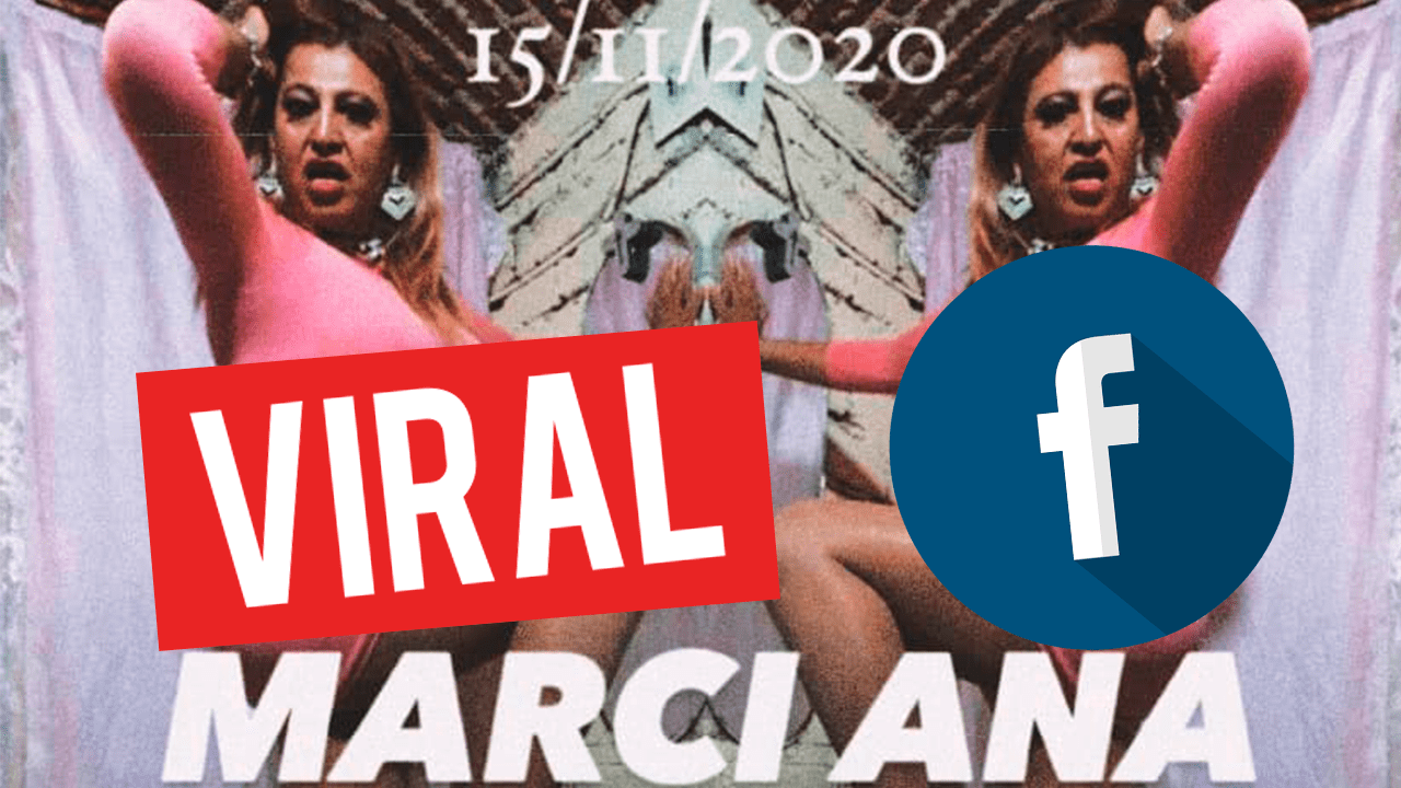Marci Ana Lozano viral en facebook